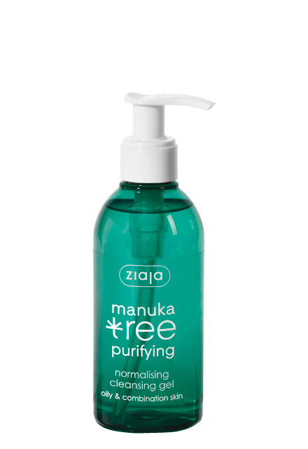 normalising cleansing gel