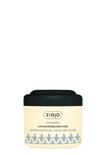 intensive smoothing silk hair mask