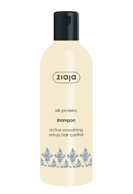 intensive smoothing silk shampoo