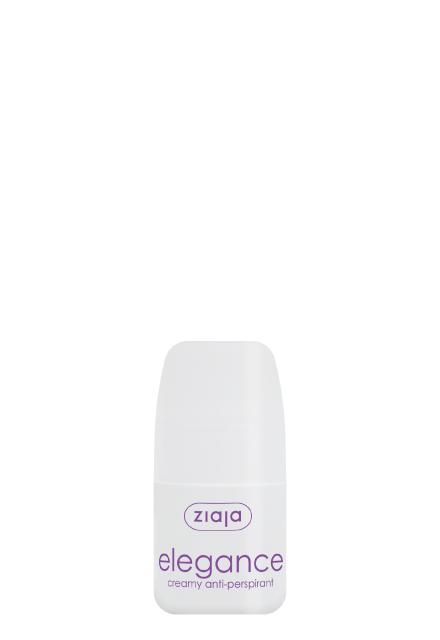 creamy anti-perspirant elegance