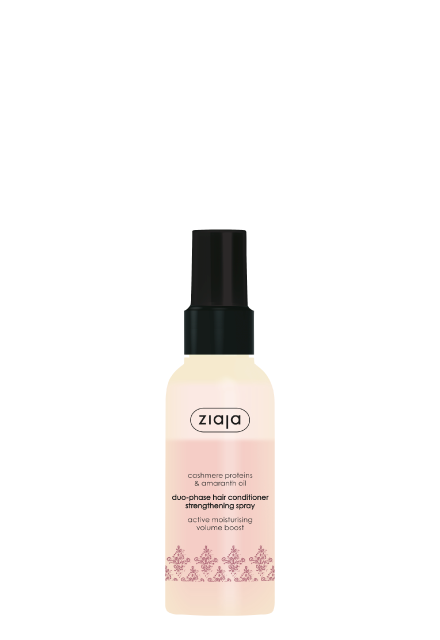 duophase hair conditioner strengthening spray