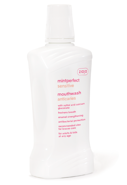 sensitive anticaries mouthwash