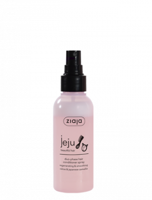 duo-phase hair conditioner spray