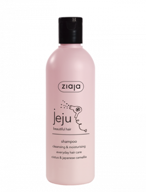 cleansing & moisturising shampoo