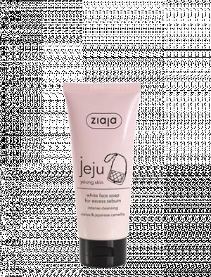 white face soap for excess sebum