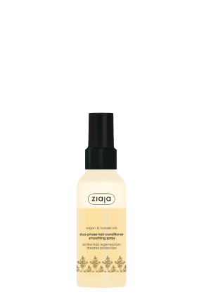 duophase hair conditioner smoothing spray