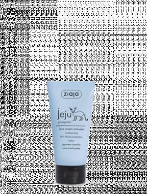 moisturising face cream-mousse
